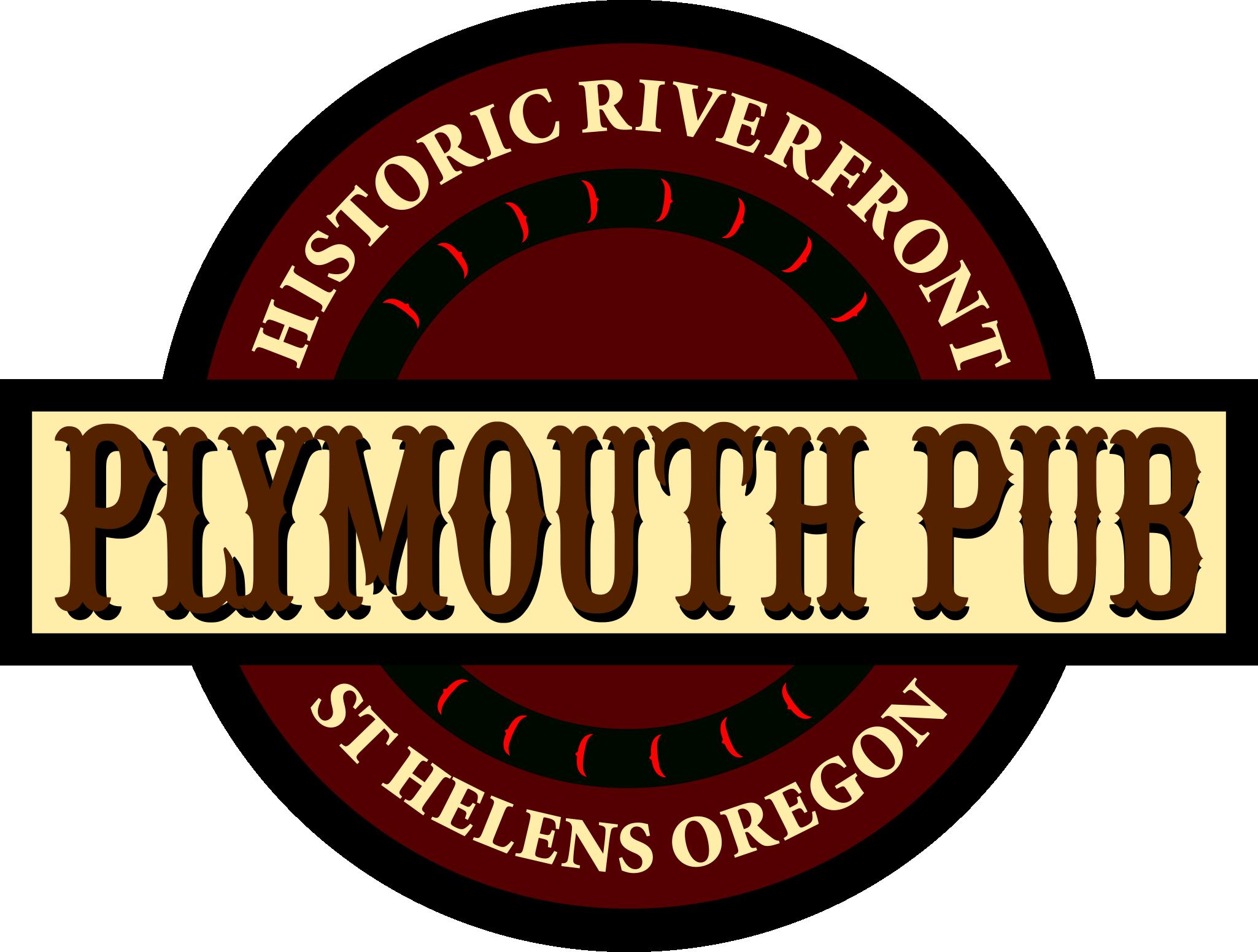Plymouth Pub logo