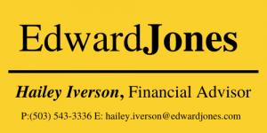 Hailey Iverson Edward Jones