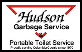 hudson garbage logo