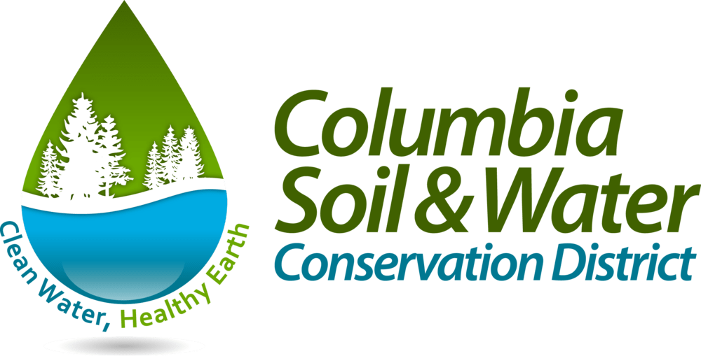 Columbia soil and water logo
