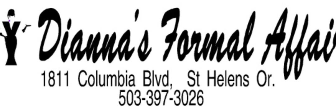 Dinnas formal affair logo