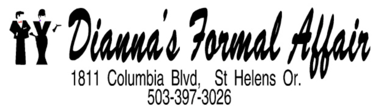 Dinnas formal affair logo