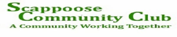 scappoose community club logo