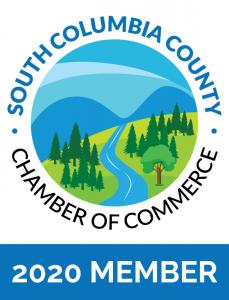 Chamber member 2020 badge