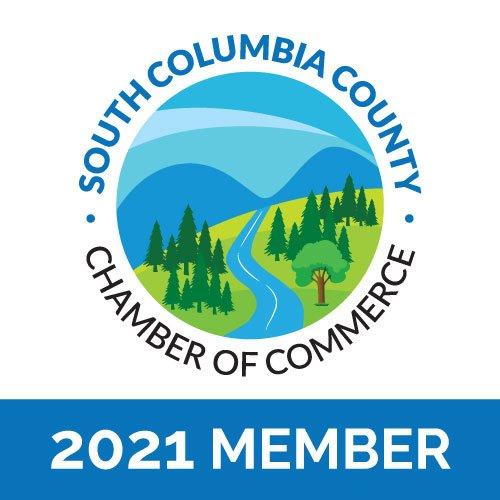 2021 chamber member badge
