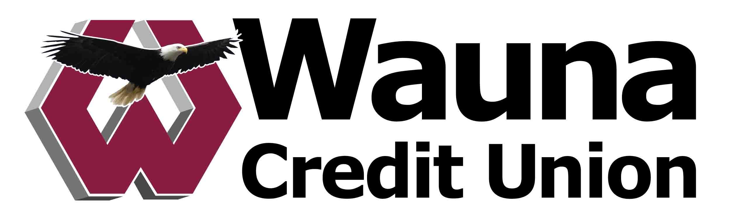 Wauna credit union logo