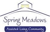 spring meadows assisted living logo